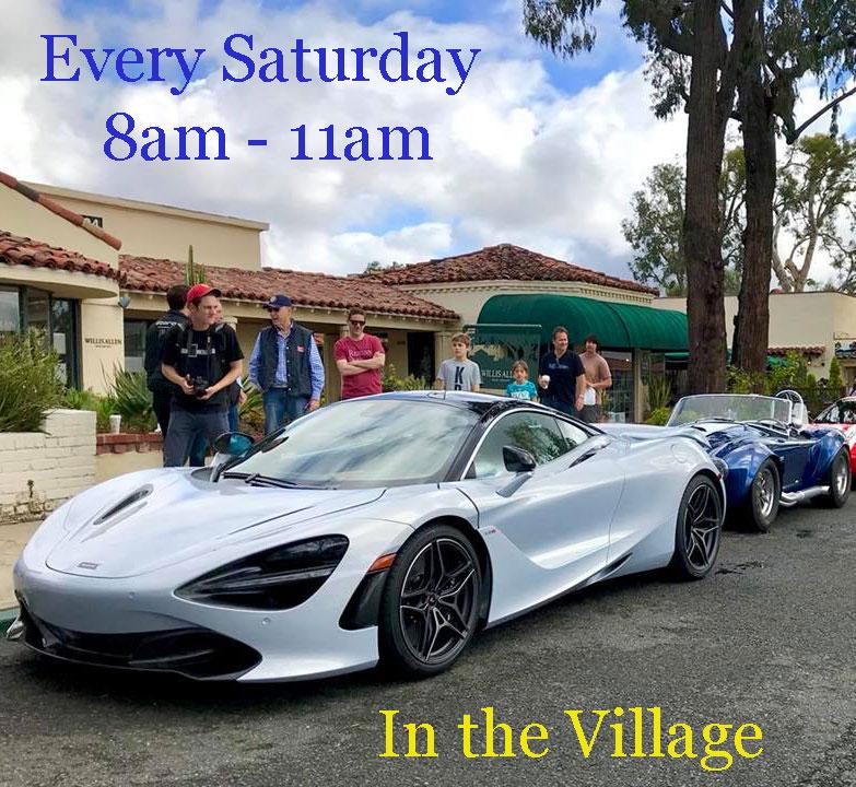 Cars & Coffee @ Village