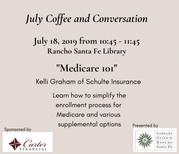 Coffee & Conversation @ RSF Library