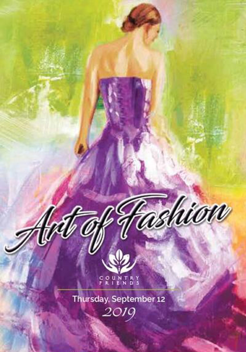 Country Friends: Art of Fashion @ Inn at RSF