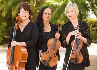 Caprice Strings @ RSF Senior Center